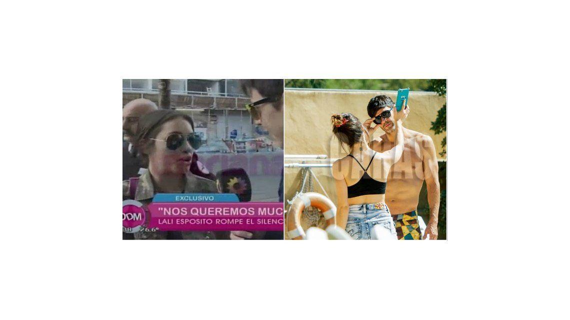 ¿Lali Espósito, a punto de blanquear el romance con Mariano Martínez?: Todo puede ser