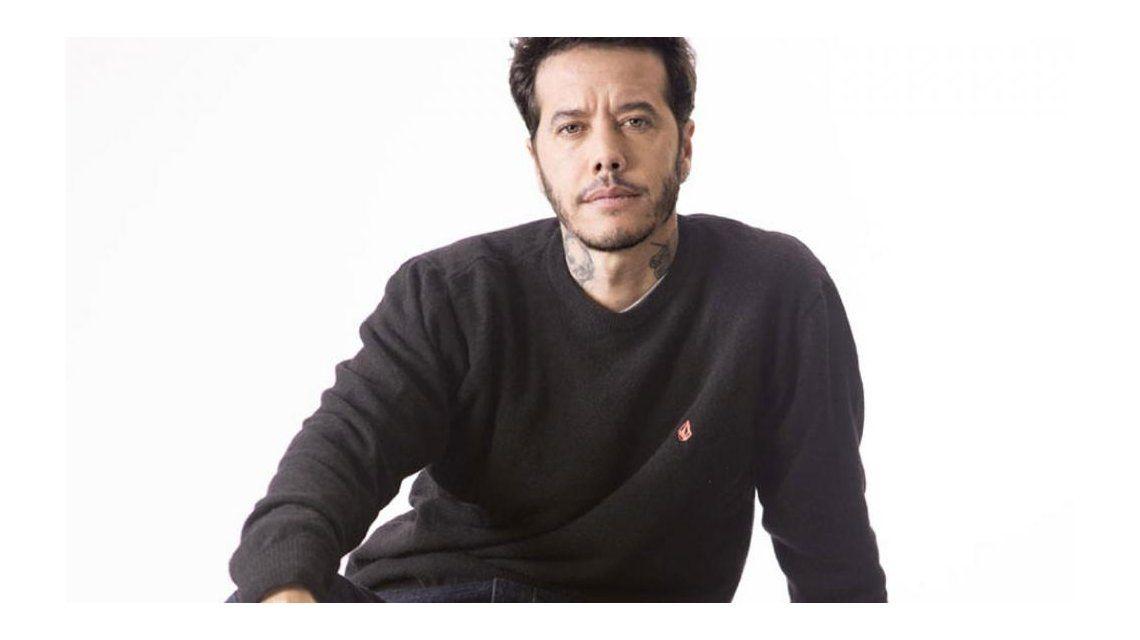 Sebastián Ortega: Mi relación con la fama es pésima, cada vez que hago una nota después la paso muy mal