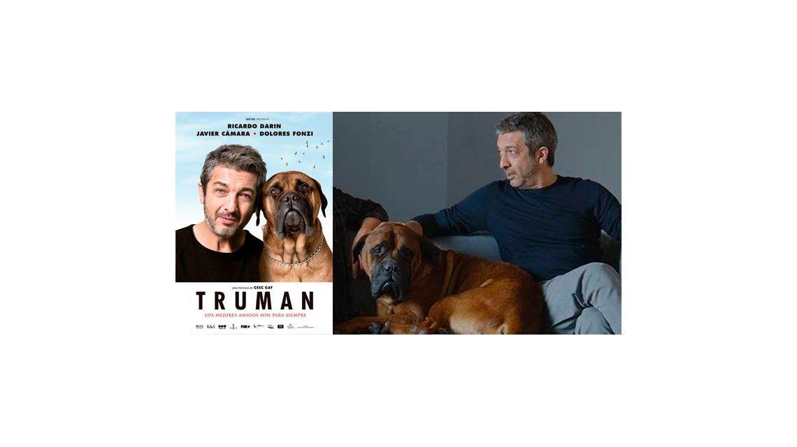 La historia oculta del perro de Truman, la película de Ricardo Darín