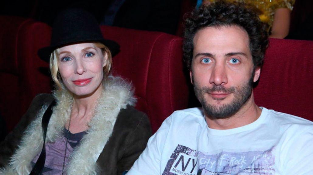 Tras la separación con Gloria Carrá, Luciano Cáceres hace vida de soltero