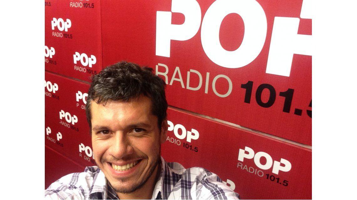 Pop Radio, con Héctor Rossi, crece en la medianoche