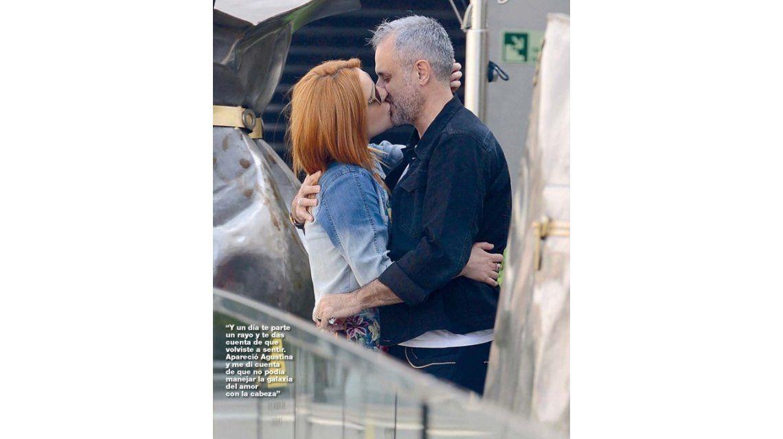 El álbum de fotos del viaje romántico de Jorge Rial y Agustina Kämpfer a Chile: ¿se viene la convivencia?