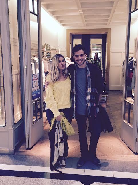 Fernando Dente y Micaela Tinelli, juntos en teatro: qué harán