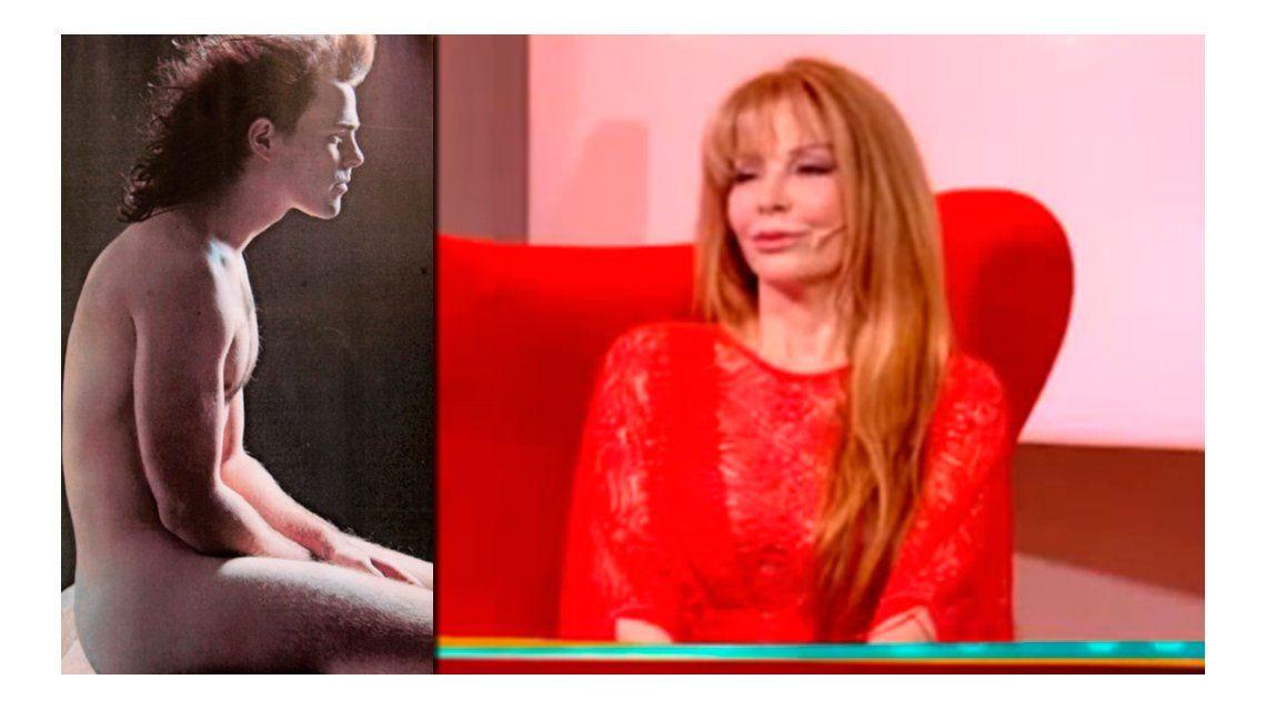 Graciela Alfano, encendida: la propuesta indecente a Peter Lanzani