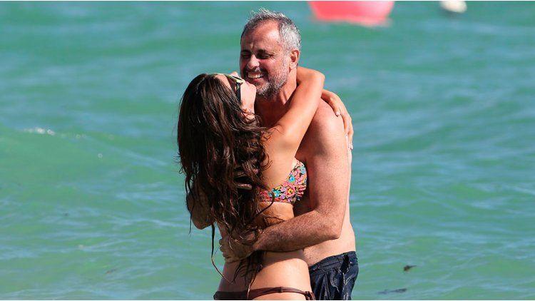 Jorge Rial y Loly Antoniale