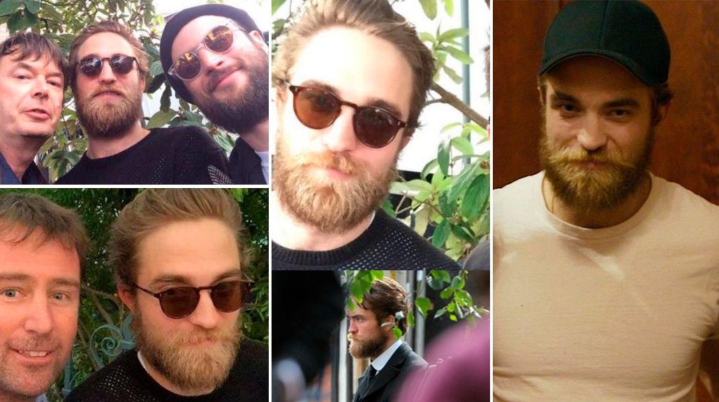 Robert Pattinson, irreconocible con su nuevo look avejentado