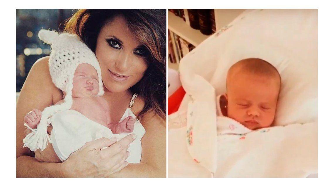 La foto que revela el parecido entre Fernanda Callejón y su hija Giovanna