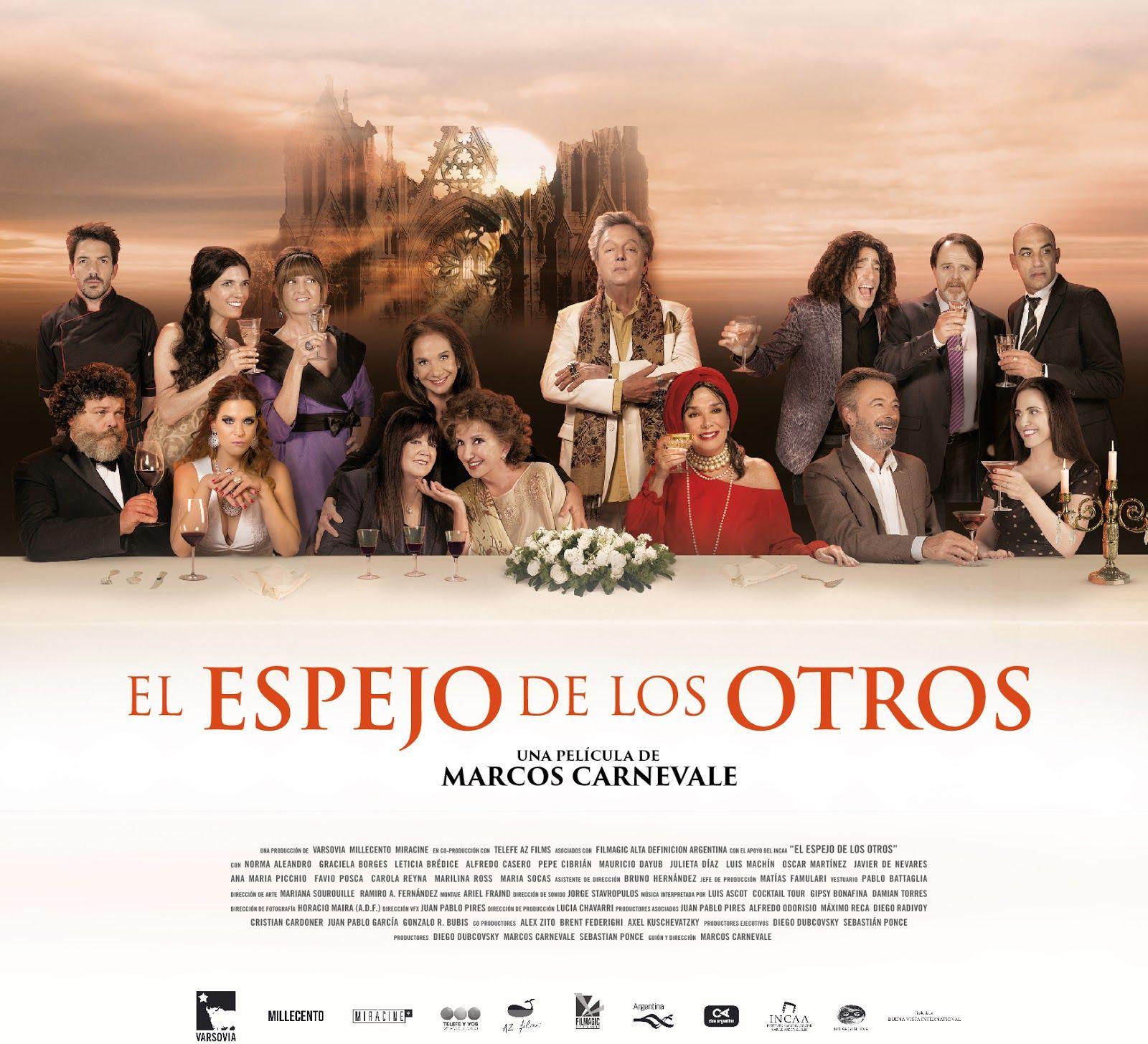 RatingCero.com a solas con el elenco de El espejo de los otros