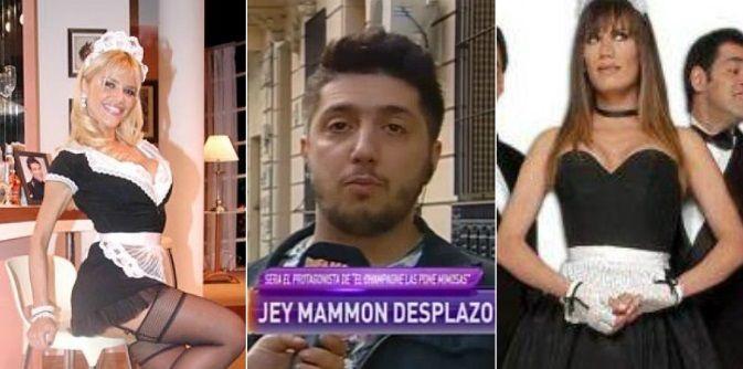 Jey Mammon se quedó con el papel de Nazarena Vélez y Florencia de la V
