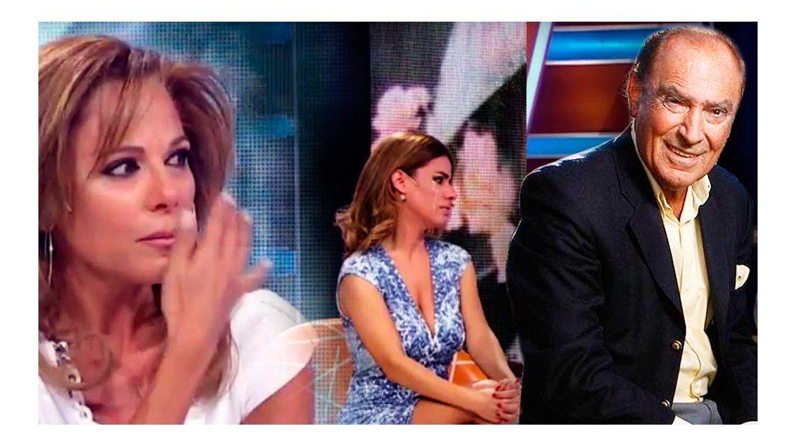 La emoción de las hermanas Iliana y Marina Calabró al recordar a su papá Juan Carlos