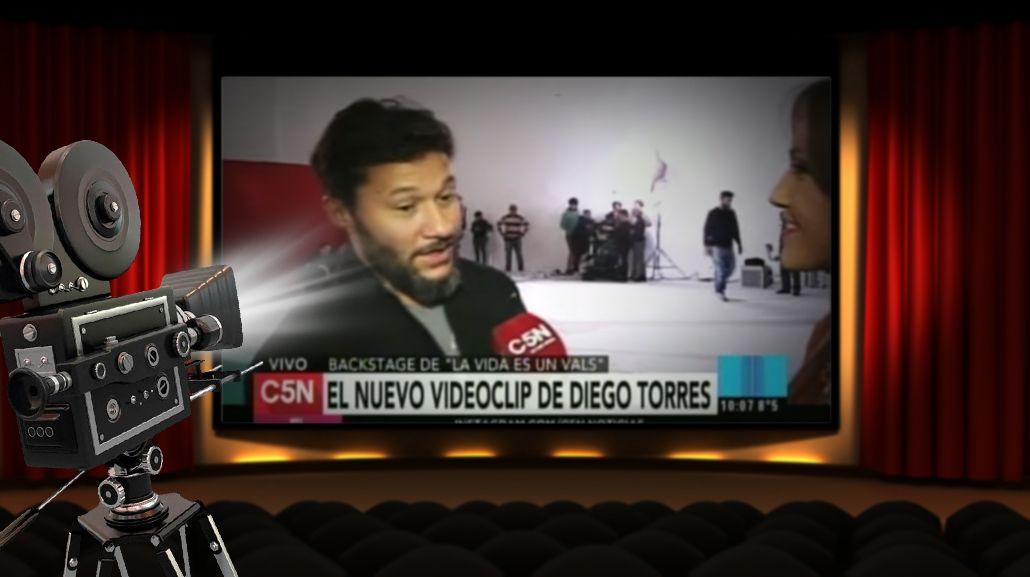 A solas con C5N, Diego Torres habló de su nuevo CD: la pérdida de su padre y el nacimiento de su hija