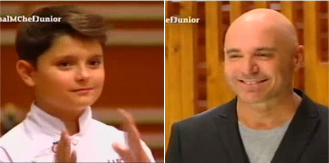 La emoción del chef Germán Martitegui que despertó el aplauso de todos: Yo no tengo hijos y...