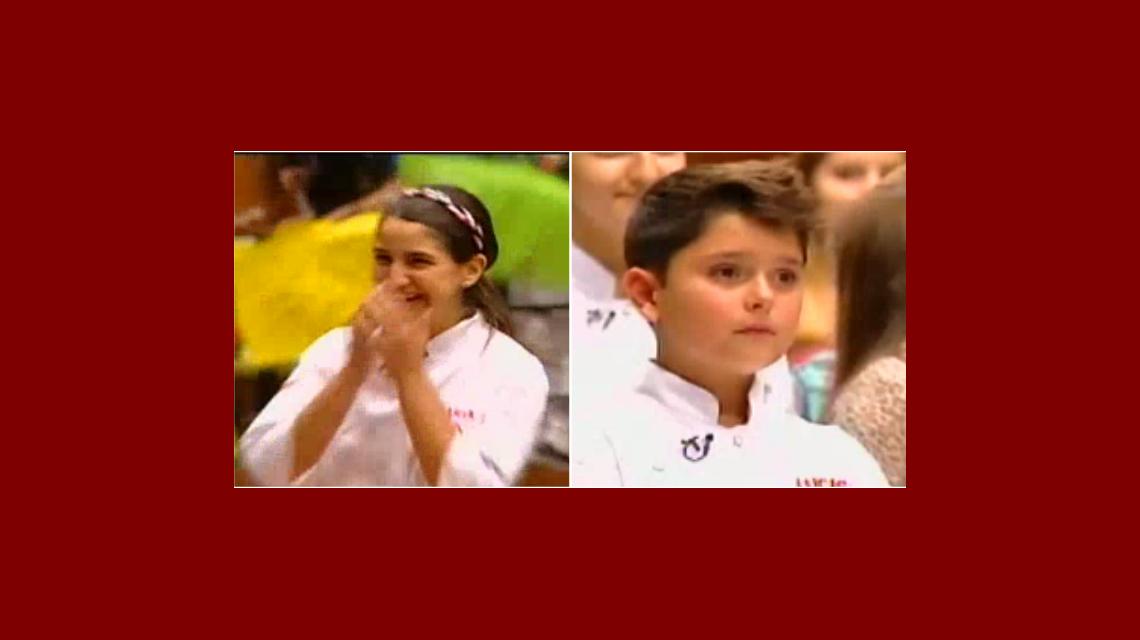 María se consagró como la primera ganadora de MasterChef Junior: lágrimas, emoción y compañerismo