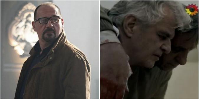 Así arrancó Signos, la nueva miniserie de Julio Chávez