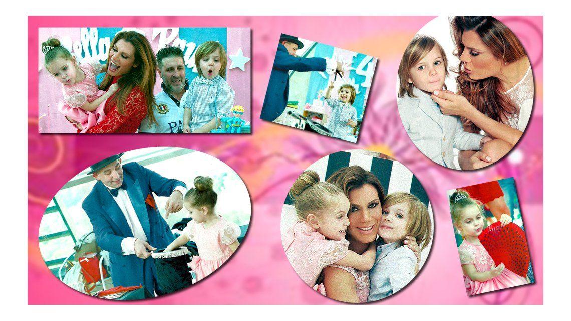 La tierna producción de fotos de Flor de la V y sus mellizos: la maternidad y deseos de agrandar la familia