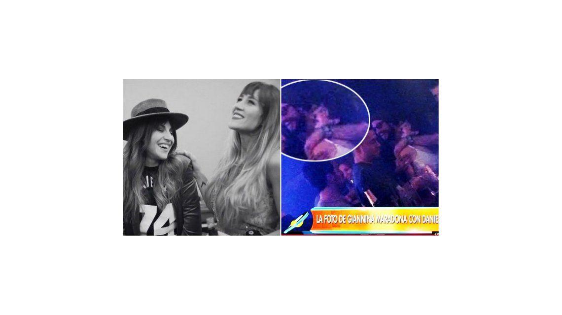 Cómo es la relación hoy de Jimena Barón y Gianinna Maradona después de Osvaldo