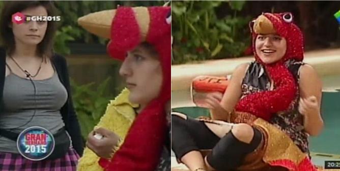 Gran Hermano: por culpa de Marian perdieron la prueba semanal y Camila enfureció: ¡No puede ser tan tarada!
