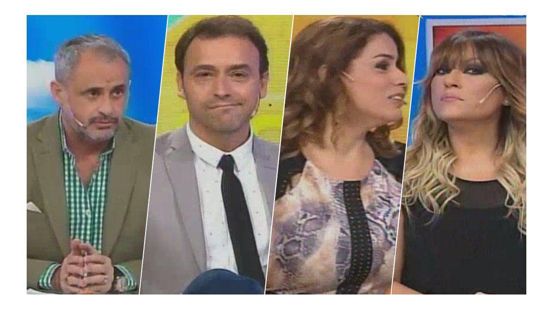 Clases de periodismo a los famosos en Intrusos: A partir de ahora, no hay amistad; elegimos la noticia