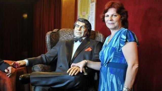Olga Garaventa, la viuda de Sandro: Los hombres tienen un gran respeto hacia mí