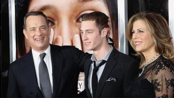 Tom Hanks, desesperado: su hijo desapareció hace un mes