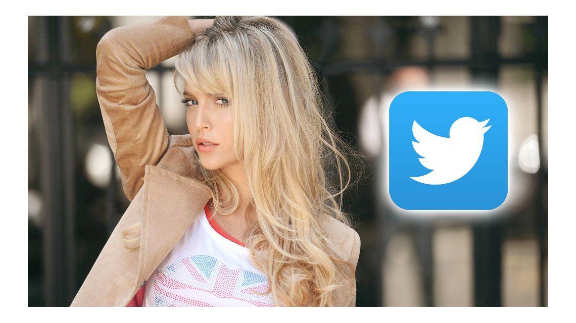 La promesa que deberá cumplir Lopilato por llegar a 5M de seguidores en Twitter