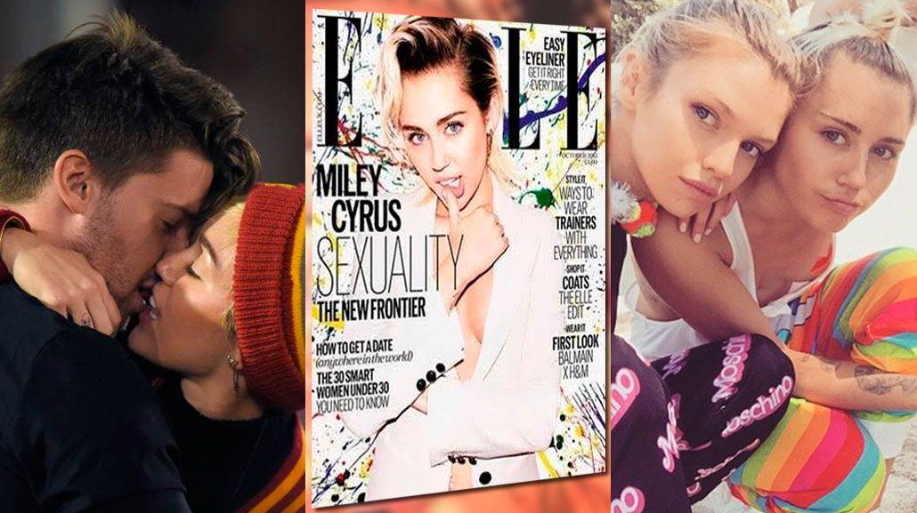 Miley Cyrus aseguró: Soy pansexual, ¿de qué se trata?