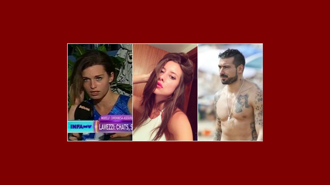 Habló La Pocha Lavezzi: sexo en un yate, chats hot y hasta Belén de Gran Hermano con él