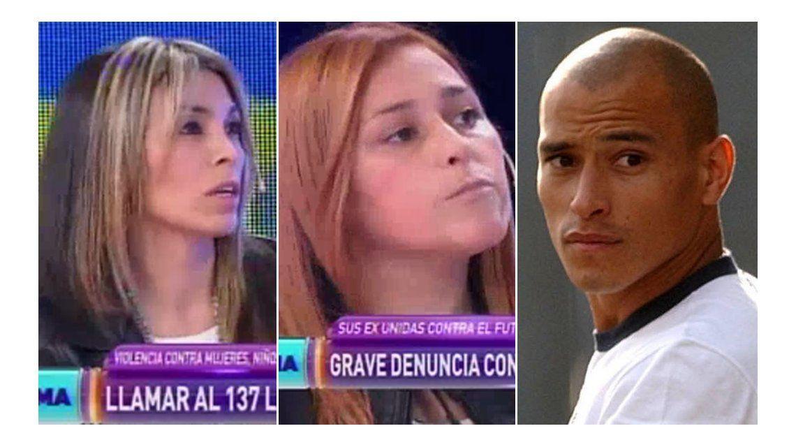 Dos ex mujeres de Clemente Rodríguez lo acusan de violento y no pasar la cuota alimentaria