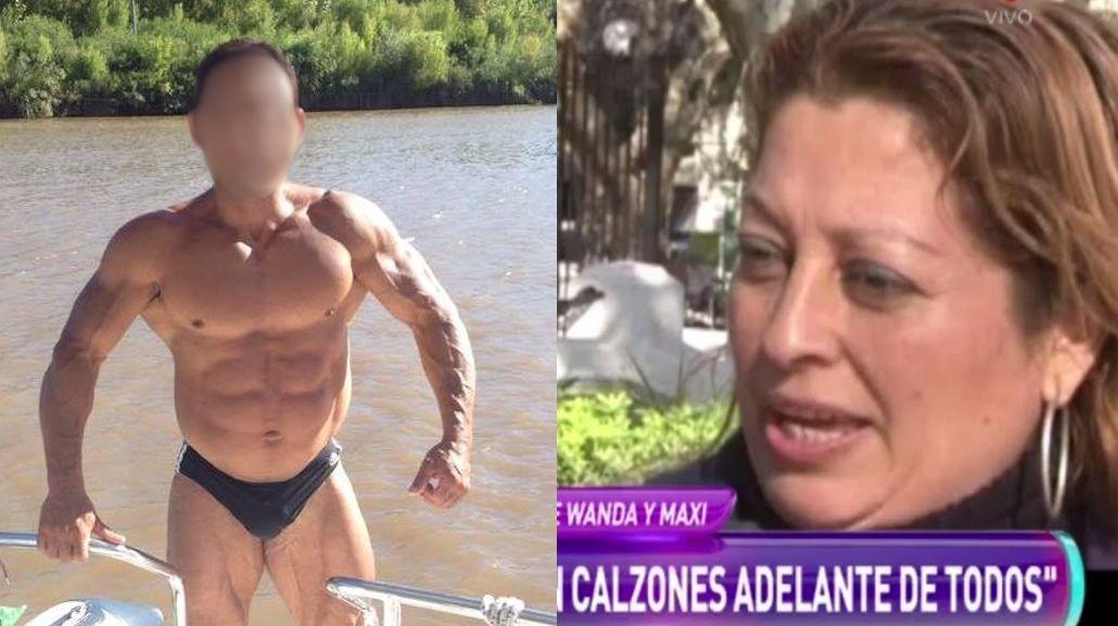 La ex mucama de Wanda Nara delató a Carlos Colosimo: Andaba en calzoncillos delante de todos