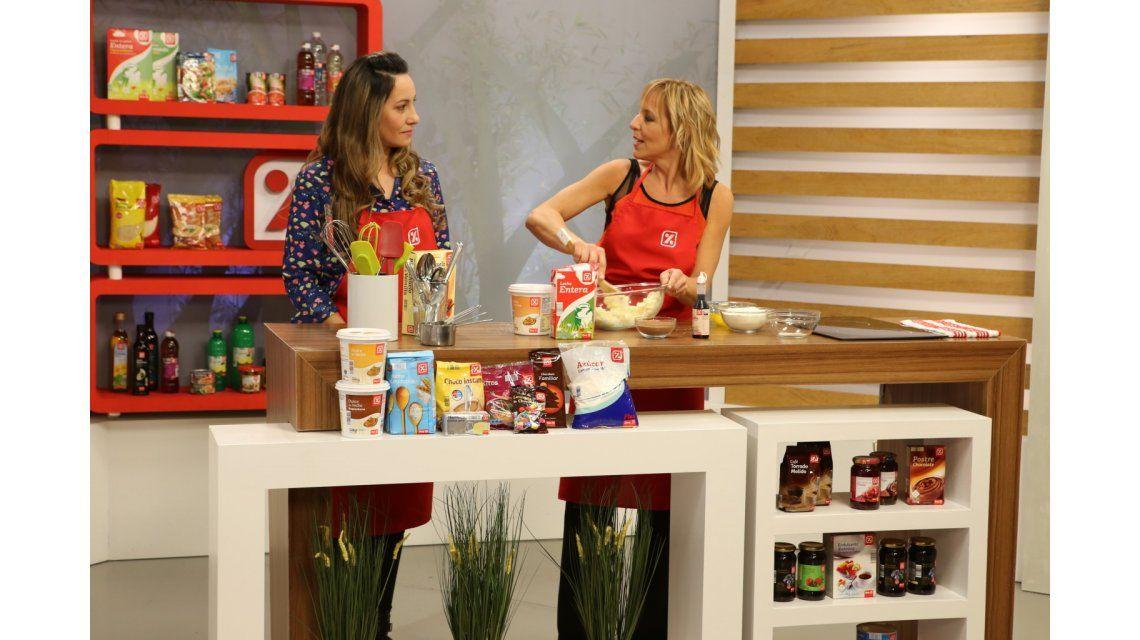 Supermercados Día presenta Expertas TV, el programa de ahorro y recetas con Jimena Monteverde