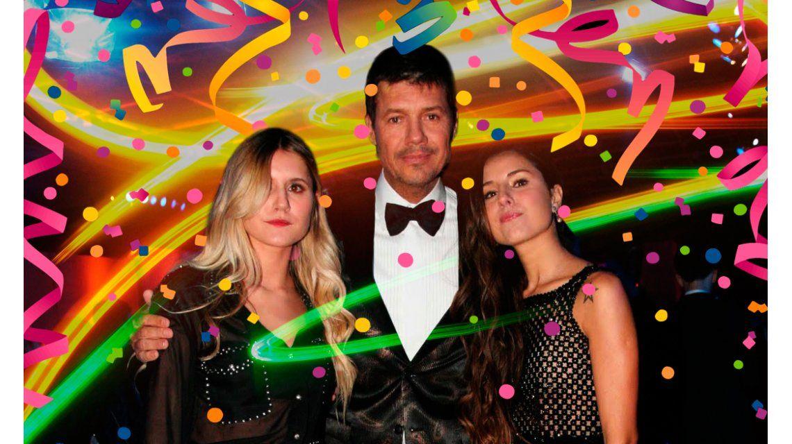 Los emotivos mensajes de Marcelo y Candelaria a Micaela Tinelli por su cumpleaños