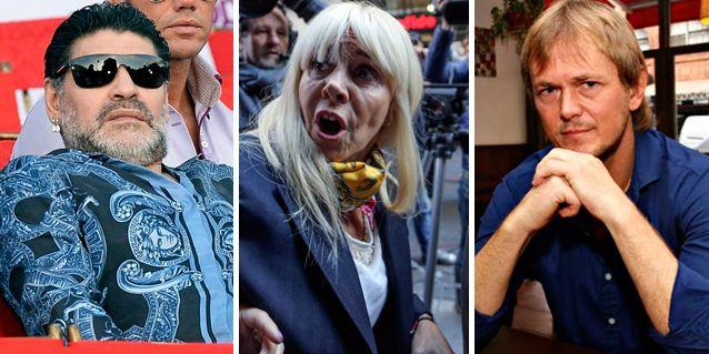 En medio del escándalo judicial, Claudia Villafañe habló de casamiento con Jorge Taiana