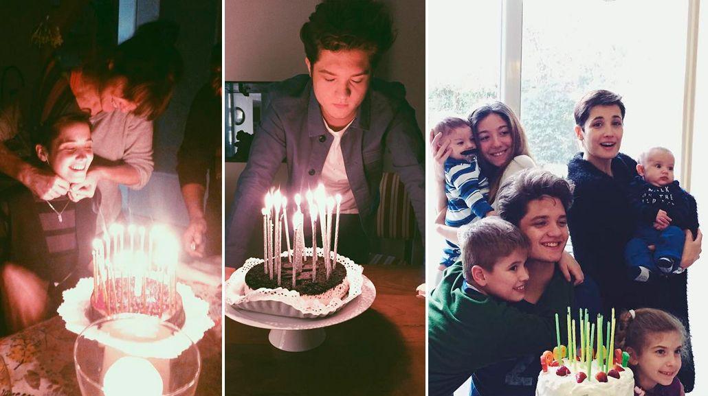 Cumpleaños por dos: Florencia Torrente y Toto Suar estuvieron de festejo
