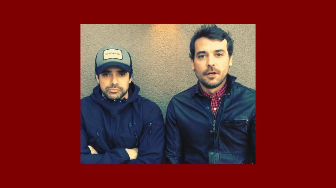 La entrevista mala onda de Peter Alfonso a Luciano Castro
