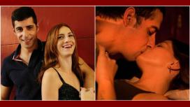 ¿Qué sintió Julieta Zylberberg cuando vio las escenas de sexo de Lamothe y la China?
