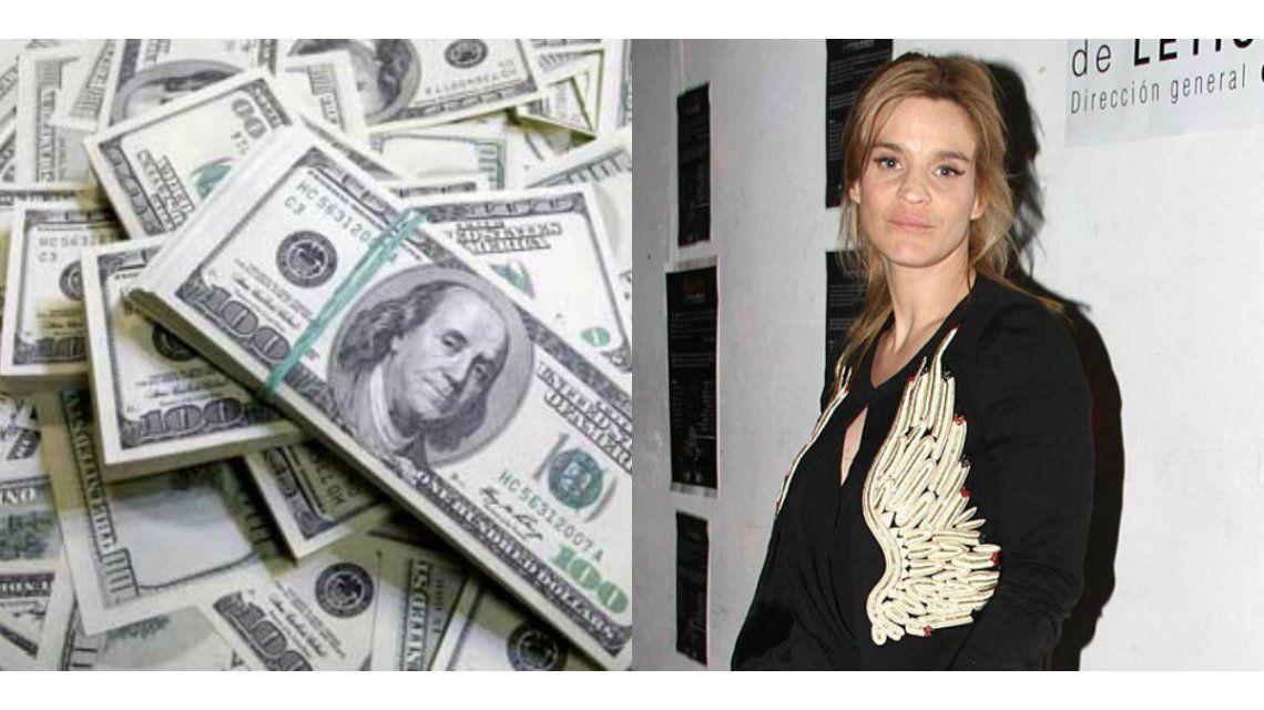 El mal momento de Leticia Brédice: deberá pagar una millonaria indemnización