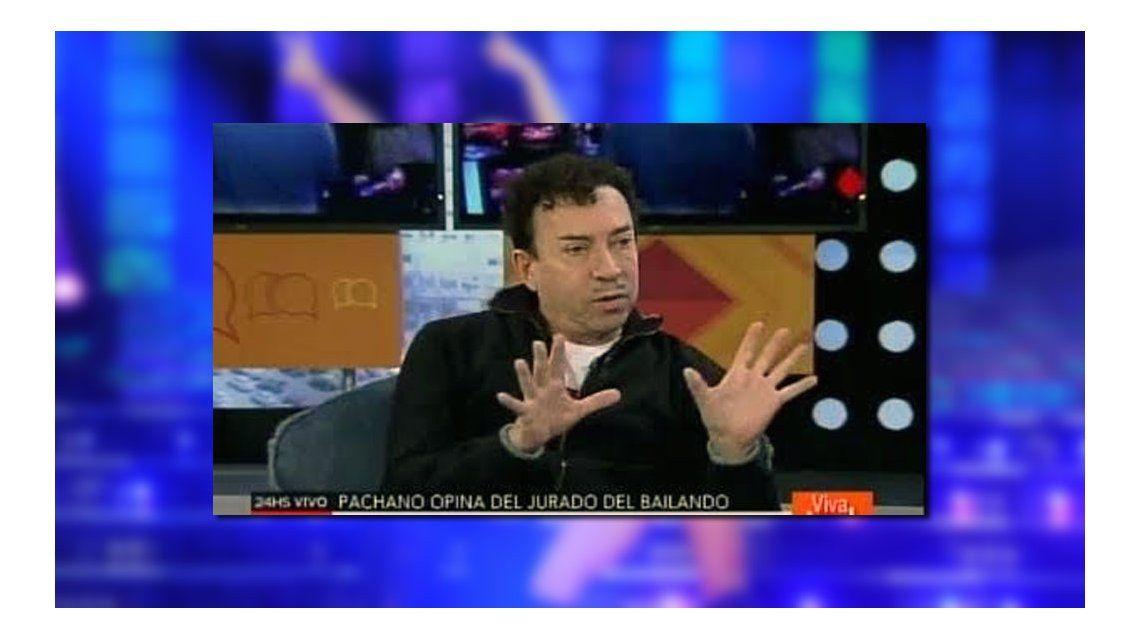 Aníbal Pachano en Argentina opina del jurado, habla de su salud y ¿vuelve al Bailando?
