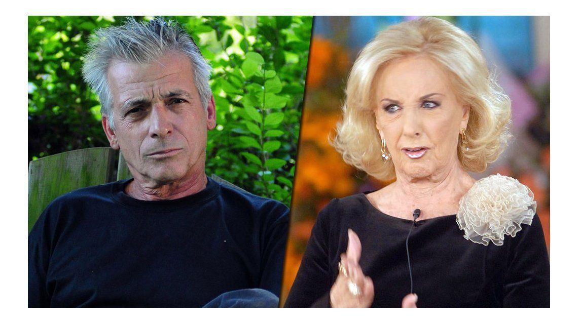 Gerardo Romano opinó de los dichos de Mirtha Legrand: Siempre fue matapu..., homofóbica y judeofóbica