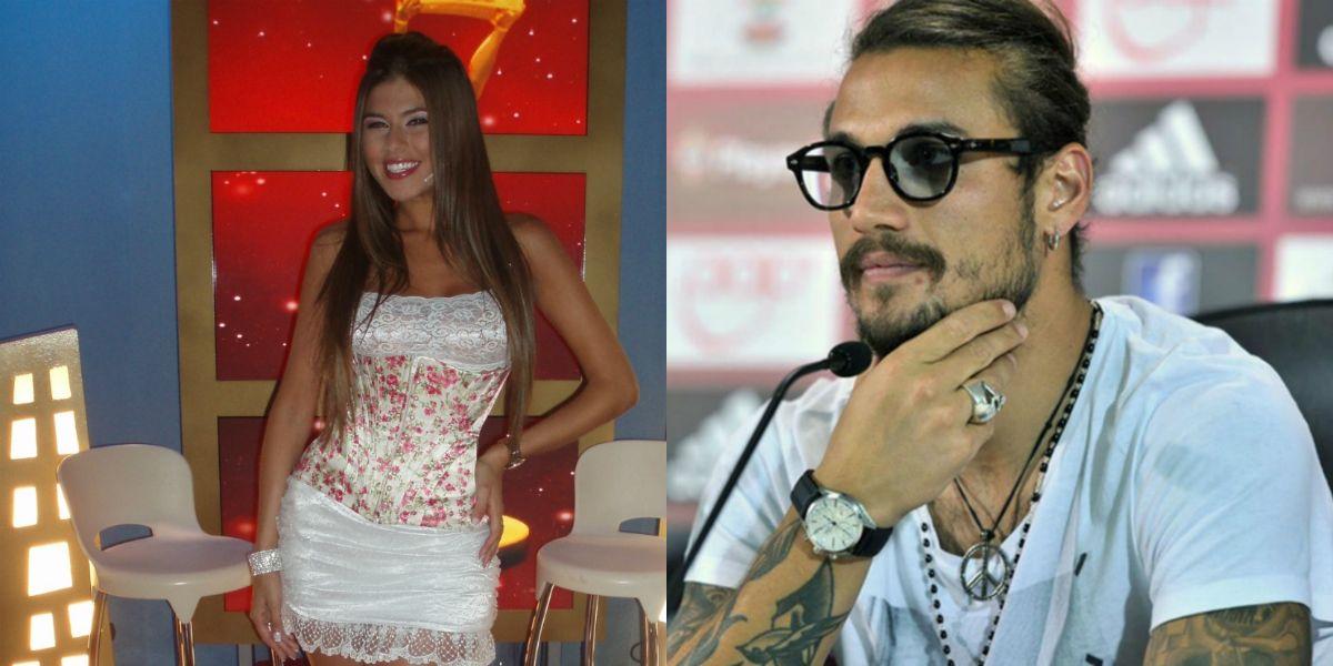 Loly Antoniale: No conozco a Daniel Osvaldo, jamás lo vi