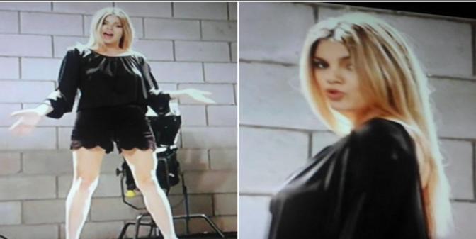 Natalie Pérez, explosiva en un musical de Esperanza Mía: divertida escena con Lali Espósito y Pedro Alfonso