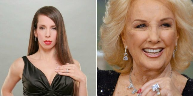 Victoria Onetto se sumó a la polémica contra Mirtha