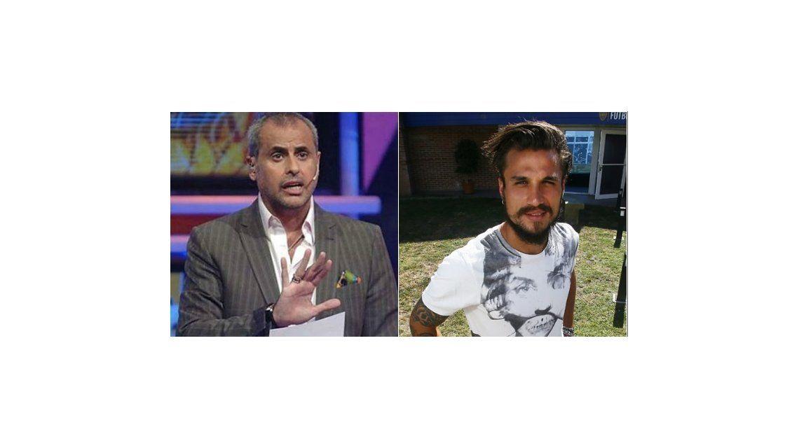 Así empezó el escándalo entre Daniel Osvaldo y Jorge Rial: la defensa de un periodista deportivo