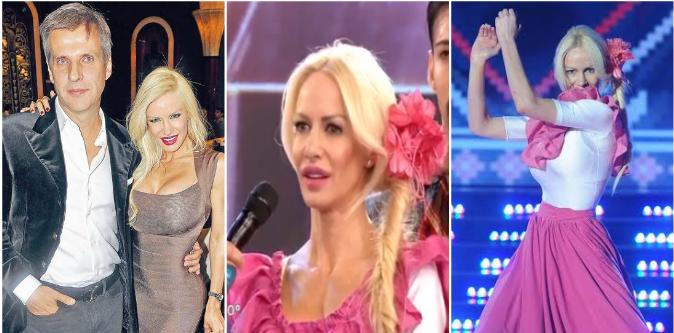 Luciana Salazar habló de Martín Redrado en ShowMatch: Nos vemos y no hace falta ponernos títulos