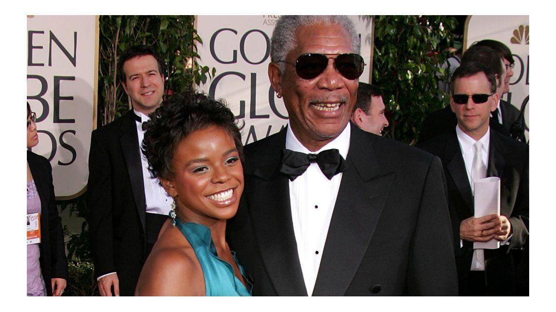 La nieta de Morgan Freeman apareció muerta: habría sido parte de un ritual religioso