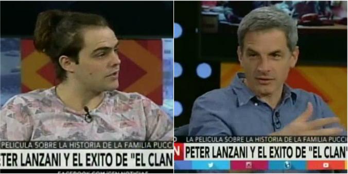 Rafael Ferro se sinceró frente a Peter Lanzani: Voy a contar una anécdota que no sabés