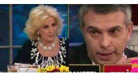 El fuerte cruce de Mirtha Legrand con el periodista Mario Massaccesi