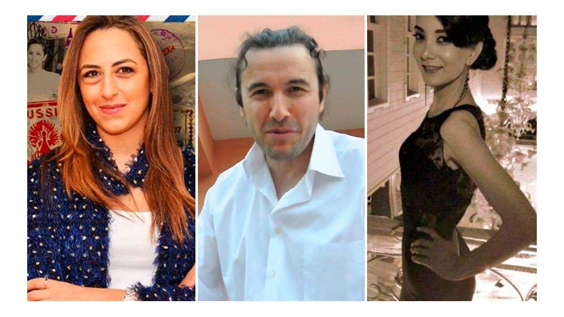 Escándalo internacional: la novia de Ergün Demir le exige al actor que regrese a Turquía