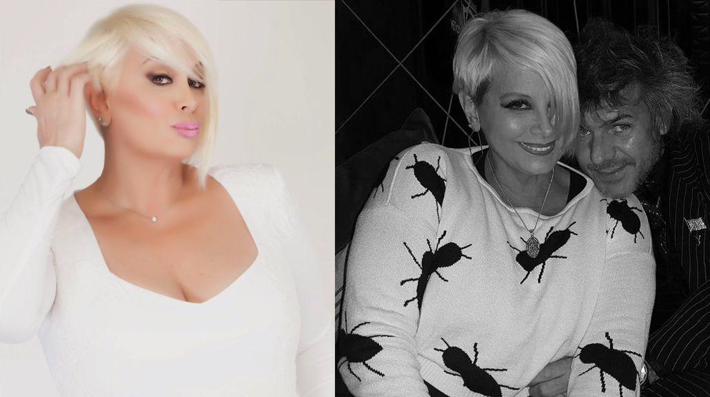 El nuevo look rockstar de Carmen Barbieri, junto a su amigovio: El trompetista la está rompiendo