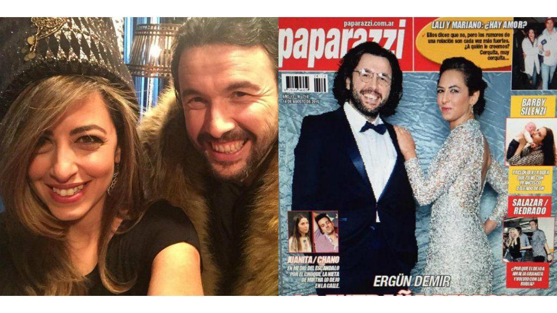 Éste fue el verdadero motivo que enfrentó a Ergün Demir con Paparazzi