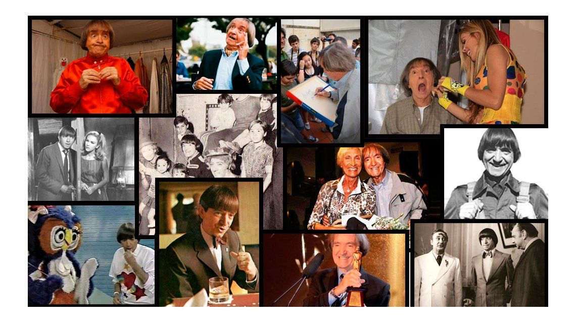 Carlitos Balá cumplió 90 años: toda una vida llena de alegría
